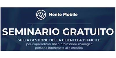 Seminari - Mente Mobile - Per diventare una persona migliore