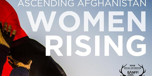 Ascending Afghanistan: Women Rising - MATINEE SCREENING Berlin Premiere