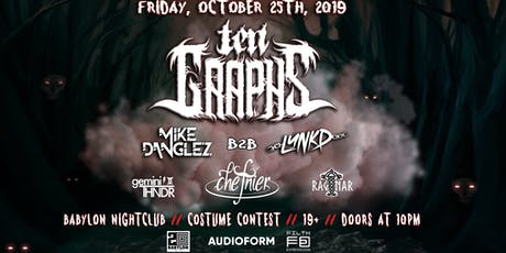 Til Death Do Us Party w/ TenGraphs at Babylon | Halloween tickets