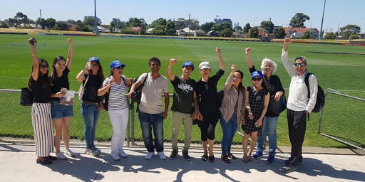 Western Bulldogs Community Foundation and WCIG Careers Expo