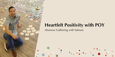 Heartfelt Positivity with Points of You®   Alumnus Gathering with Salmon tickets