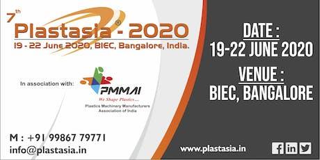 PLASTASIA-2020 EXHIBITION tickets