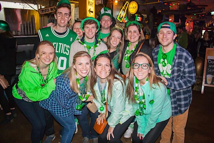 2021 Chicago St Patrick's Day Bar Crawl image