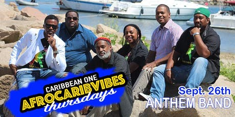 AfroCarib Vibes at TAJ LOUNGE tickets