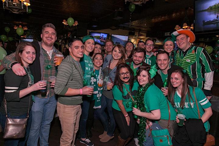 2021 Denver St Patrick's Day Bar Crawl image