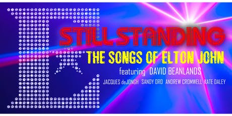 Piano Bar Geelong: Still Standing - The Songs of Elton John tickets