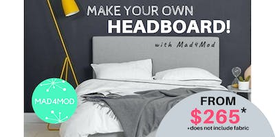 Classic Headboard Workshop