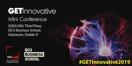 Get Innovative 2019 - Exploring The Corporate Innovation Journey tickets