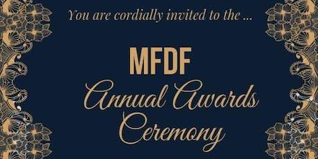 MFDF Annual Award Ceremony 2019 tickets