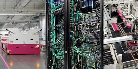 360°dcLounge @ Smart Factory needs Datacenter tickets
