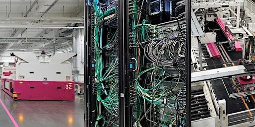 360°dcLounge @ Smart Factory needs Datacenter