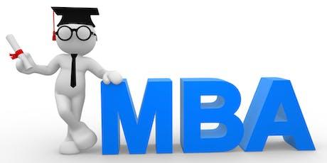 Edinburgh Napier University MBA Webinar Delhi - Meet University Professor tickets