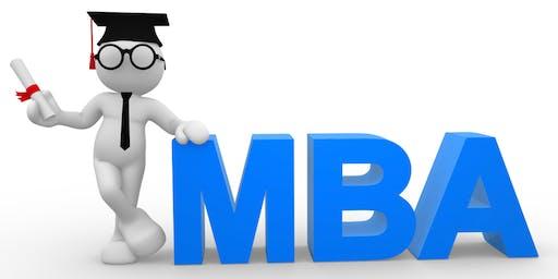 Edinburgh Napier University MBA Webinar Delhi - Meet University Professor