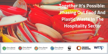 UNGA Side Event: Phasing out Food and Plastic Waste in the Hospitality Sector tickets