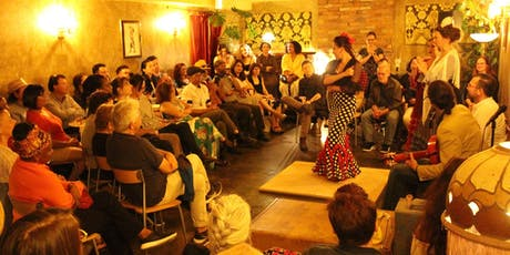 Oakland Flamenco Sessions #FirstFriday Oct 4th tickets