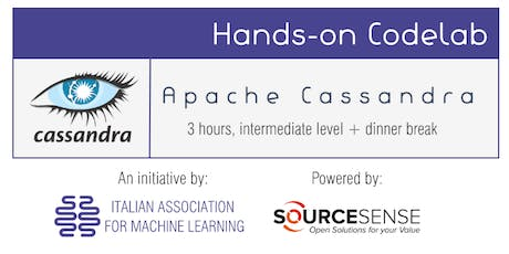 Make your Data Speak with Apache Cassandra (Codelab) biglietti