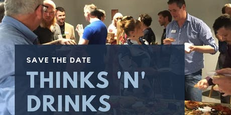 Thinks'n'Drinks I October 24th Ulverstone tickets