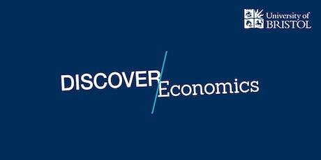 Discover Economics tickets