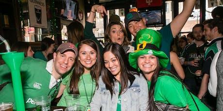 2020 Chicago St Patrick's Day Bar Crawl (Saturday) tickets
