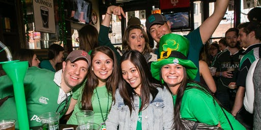 2020 Chicago St Patrick's Day Bar Crawl (Saturday)