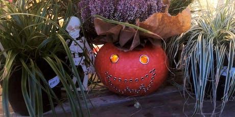 DIY-Workshop: Halloween-Dekoration Tickets