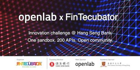 Innovation challenge @ Hang Seng Bank tickets