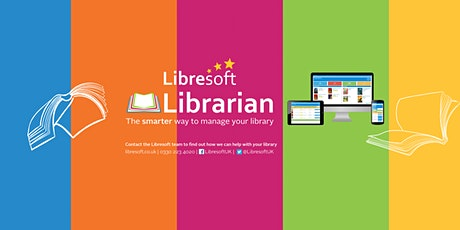 Libresoft Librarian Showcase - Redbridge School Library Service tickets