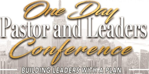 "ONE-DAY LEADERSHIP CONFERENCE ""WE ARE CLOSING OUR DOORS"""