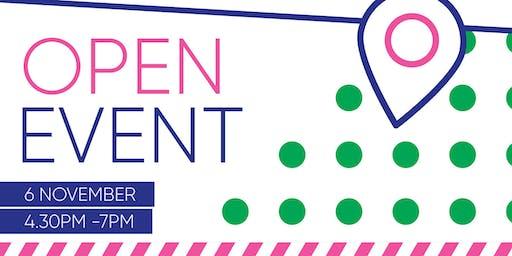 November Open Event