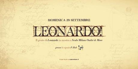 Il Volo di Leonardo - Scalo Milano biglietti