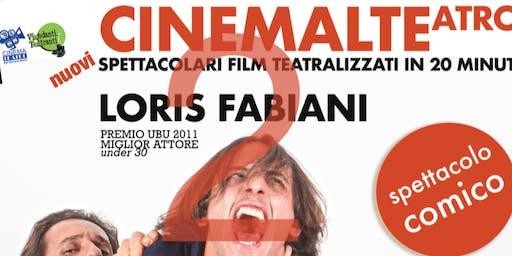 CINEMALTEATRO 2 - Loris Fabiani