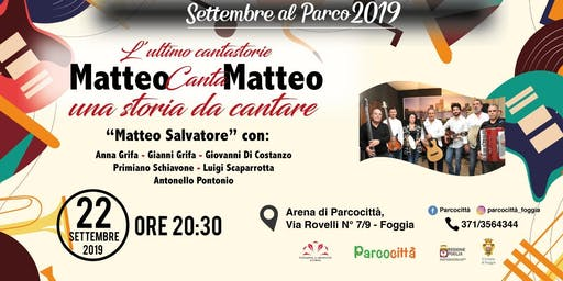Matteo canta Matteo - concerto