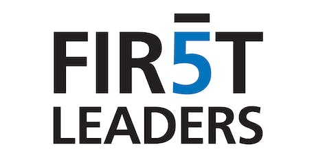 First 5 Leaders tickets