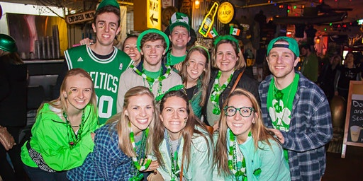2020 Minneapolis St Patrick's Day Bar Crawl (Saturday)