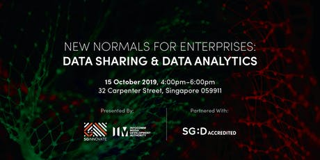 New Normals for Enterprises: Data Sharing & Data Analytics tickets