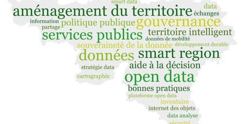 Séminaire Smart Governance - Gouverner ses données pour mieux gouverner son territoire