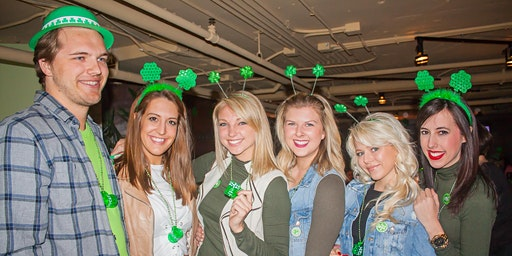 2020 Denver St Patrick's Day Bar Crawl (Saturday)