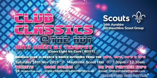 Club Classics @ The Hut