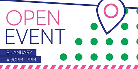 January Open Event tickets