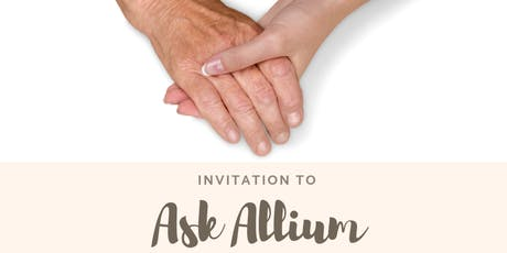 Ask Our ElderCare Expert Anything tickets