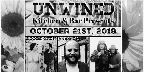 The Bidwells / The Hackles / Bart Budwig @ UNWINED tickets