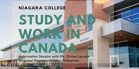 Niagara College Information Session tickets
