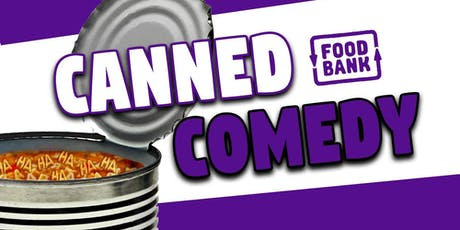 CANNED COMEDY PERTH tickets