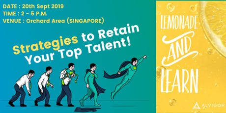 Strategies to  Retain Your Top Talent! tickets