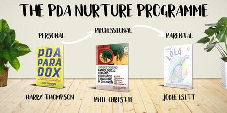 The PDA Nurture Programme - PPP tickets