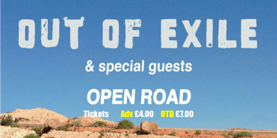 Out of Exile + Special Guests