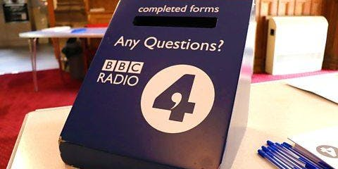 BBC Radio 4, Any Questions?