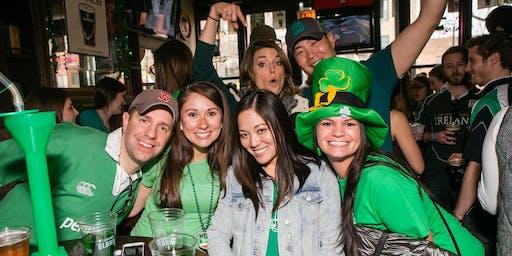 2020 Kansas City St Patrick's Day Bar Crawl (Saturday)