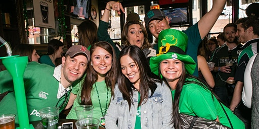 2020 Kansas City St Patrick's Day Bar Crawl (Saturday)