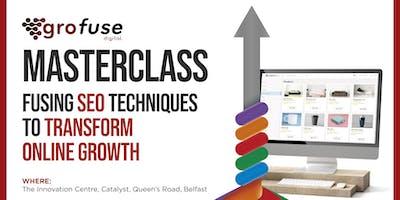 SEO Masterclass:  'Fusing SEO techniques to transform online growth'
